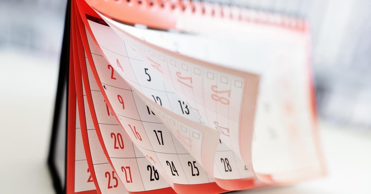 Afbeeldingsresultaat voor belangrijke datums